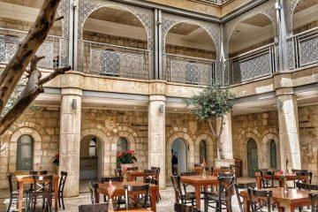 הבית הספרדי-בית מלון בירושלים