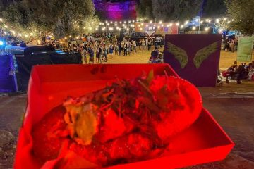פסטיבל אוטו אוכל בירושלים – אמפי בגיא 2021